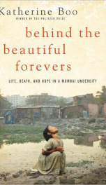 Behind the Beautiful Forevers _cover