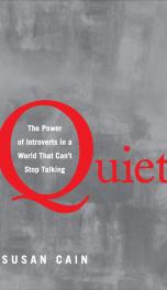 Quiet _cover