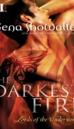 The Darkest Fire  _cover