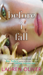 Before I Fall  _cover