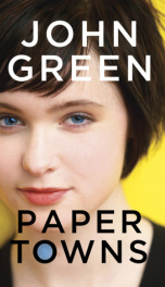 Paper Towns    _cover