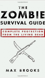 The Zombie Survival Guide _cover