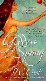 Goddesss of Spring  _cover