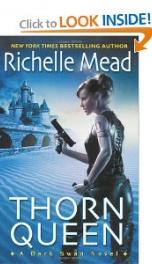 Thorn Queen (Dark Swan Book 2)_cover