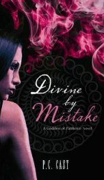 Divine by Mistake _cover