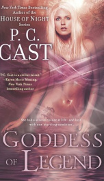 Goddess of Legend  _cover