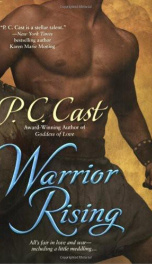 Warrior Rising  _cover