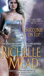 Succubus on Top _cover
