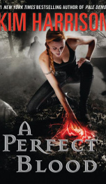A  Perfect Blood _cover