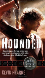 Hounded _cover