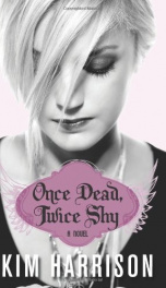 Once Dead, Twice Shy _cover