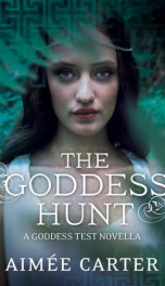 The Goddess Hunt  _cover