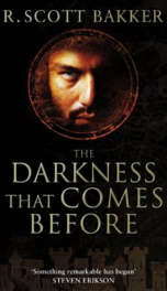 The Darkness That Comes Before  _cover