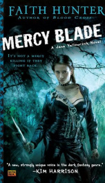 Mercy Blade _cover