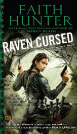 Raven Cursed  _cover