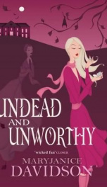 Undead and Unworthy  _cover