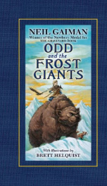 Odd and the Frost Giants  _cover