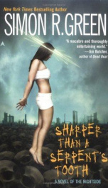 Sharper Than a Serpent's Tooth _cover