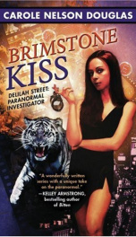 Brimstone Kiss  _cover