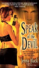 Speak of the Devil _cover