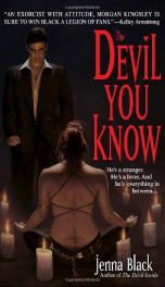 The Devil You Know  _cover