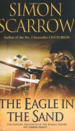 The Eagle in the Sand _cover