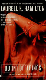 Burnt Offerings  _cover