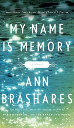 My Name Is Memory  _cover