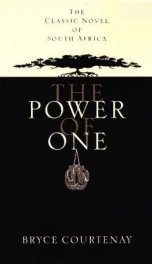 The Power of One_cover