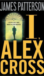I, Alex Cross _cover