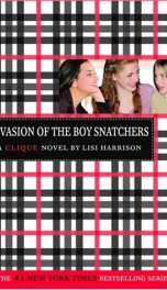 Invasion of the Boy Snatchers _cover