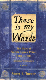 These Is My Words   _cover