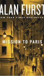 The Mission to Paris _cover