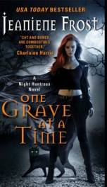 One Grave at a Time, Night Huntress 6_cover