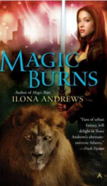 Magic Burns  _cover