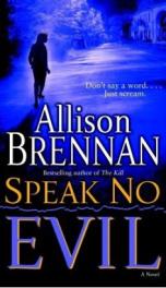 Speak No Evil  _cover