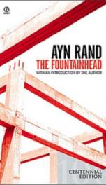 The Fountainhead  _cover