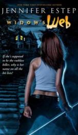 Widow's Web (Elemental Assassin #7)_cover