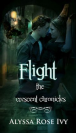 Flight (The Crescent Chronicles #1)_cover