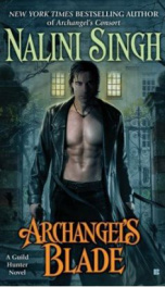Archangel's Blade  _cover