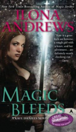 Magic Bleeds  _cover