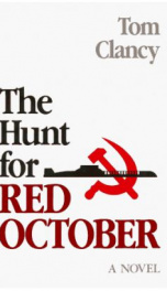 The Hunt for Red October  _cover
