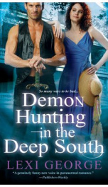 Demon Hunting in the Deep South_cover