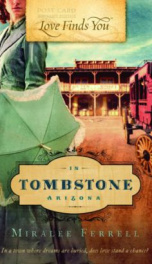Love Finds You in Tombstone, Arizona_cover
