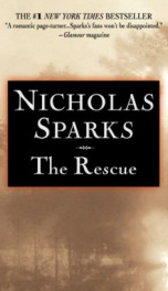 The Rescue _cover