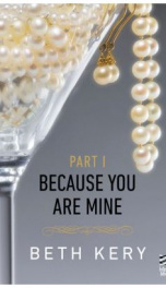 Because you are Mine Series   _cover
