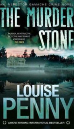 The Murder Stone  _cover