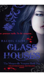 Glass Houses - Morganville Vampires_cover