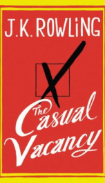 The Casual Vacancy   _cover