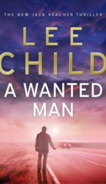 A Wanted Man _cover